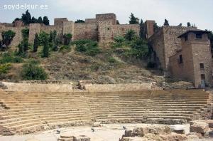 Teatro romano Málaga