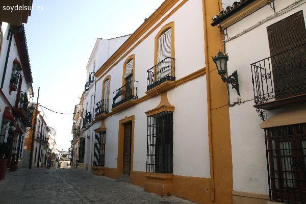 Casa tradicional en Ronda (Málaga)