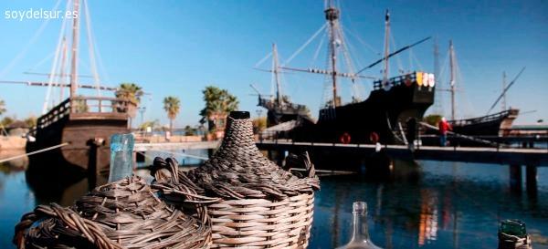 Huelva-Descubrimiento y Juan Ramón